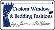 Custom Window Fashions and Design